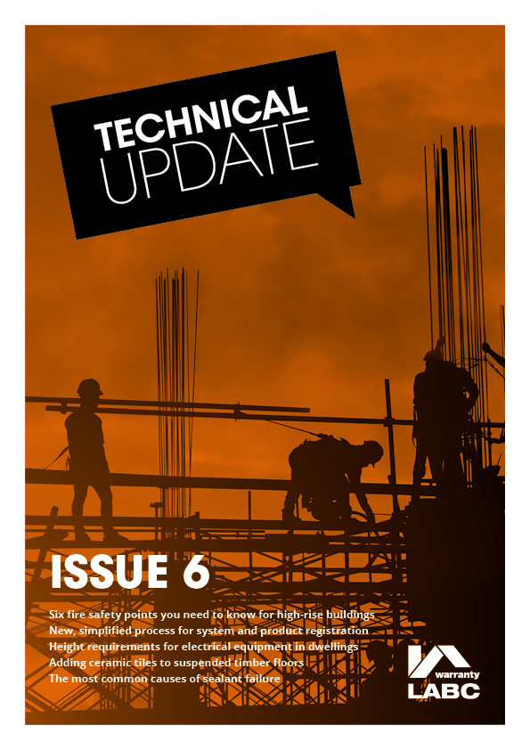 LABC W Technical update (issue 6)