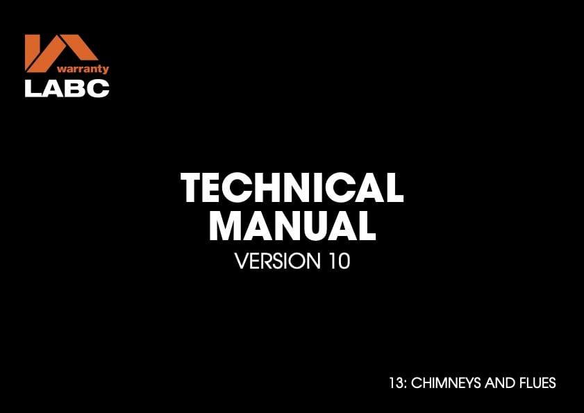TM covers V10 - 13 Chimneys and Flues
