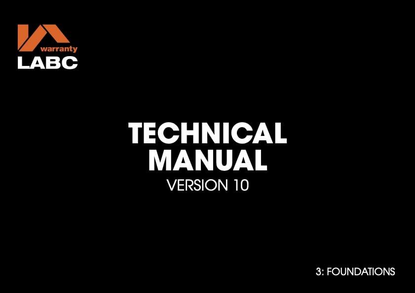 TM covers V10 - 3 Foundations