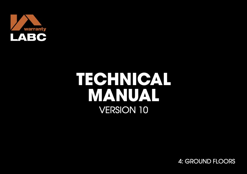 TM covers V10 - 4 Ground Floors