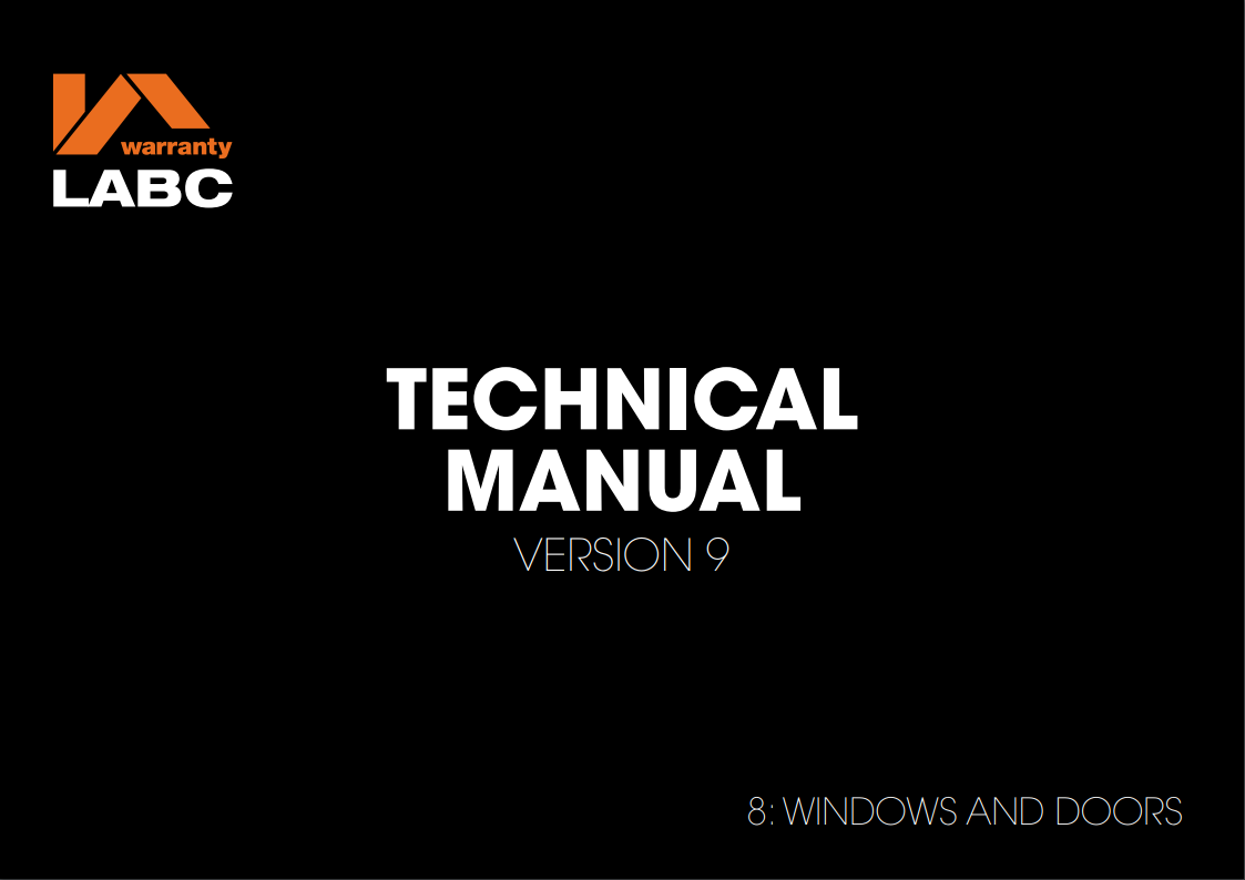 8. Windows and Doors_ Technical Manual v9